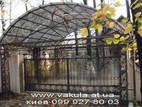 Будівельні роботи,  Вікна, двері, сходи, огорожі Ворота, ціна 12 Грн., Фото