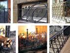 Строительные работы,  Окна, двери, лестницы, ограды Ворота, цена 12 Грн., Фото
