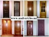 Двери, замки, ручки,  Двери, дверные узлы Из массива, цена 2700 Грн., Фото