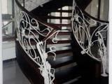 Строительные работы,  Окна, двери, лестницы, ограды Лестницы, Фото