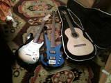 Курси, освіта,  Музичне навчання та спів Гітара, ціна 30 Грн., Фото