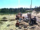 Строительные работы,  Строительные работы, проекты Канализация, водопровод, цена 4500 Грн., Фото