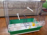 Папуги й птахи Клітки та аксесуари, ціна 130 Грн., Фото