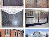 Строительные работы,  Окна, двери, лестницы, ограды Заборы, ограды, цена 100 Грн., Фото