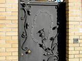 Строительные работы,  Окна, двери, лестницы, ограды Ворота, Фото