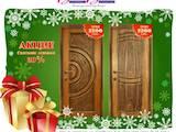 Двері, замки, ручки,  Двері, дверні вузли Зовнішні, вхідні, ціна 2200 Грн., Фото