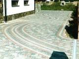 Строительные работы,  Строительные работы, проекты Укладка дорожной плитки, цена 40 Грн., Фото
