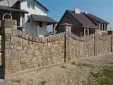 Строительные работы,  Окна, двери, лестницы, ограды Заборы, ограды, цена 200 Грн./m2, Фото