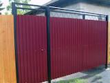 Будівельні роботи,  Вікна, двері, сходи, огорожі Ворота, ціна 380 Грн./m2, Фото