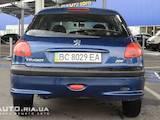 Peugeot 206, ціна 62500 Грн., Фото