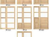 Двери, замки, ручки,  Двери, дверные узлы Из массива, цена 840 Грн., Фото