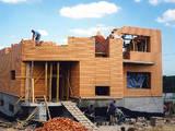 Будівельні роботи,  Будівельні роботи Будинки житлові малоповерхові, Фото