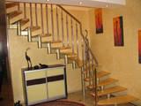 Строительные работы,  Окна, двери, лестницы, ограды Лестницы, цена 250 Грн., Фото