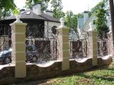 Строительные работы,  Окна, двери, лестницы, ограды Заборы, ограды, цена 10 Грн., Фото