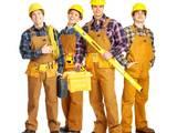 Строительные работы,  Отделочные, внутренние работы Укладка линолеума и ковролина, цена 1 Грн., Фото