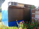 Строительные работы,  Окна, двери, лестницы, ограды Ворота, цена 600 Грн., Фото