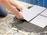 Будівельні роботи,  Оздоблювальні, внутрішні роботи Укладання плитки і кахлю, ціна 80 Грн., Фото