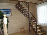 Будівельні роботи,  Вікна, двері, сходи, огорожі Сходи, ціна 1500 Грн., Фото
