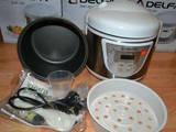 Побутова техніка,  Кухонная техника Пароварки, ціна 569 Грн., Фото