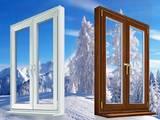 Строительные работы,  Окна, двери, лестницы, ограды Окна, цена 2500 Грн., Фото