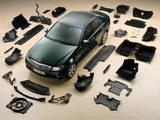 Запчастини і аксесуари,  Mercedes 220, ціна 2220 Грн., Фото