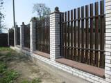 Будматеріали Забори, огорожі, ворота, хвіртки, ціна 1800 Грн., Фото