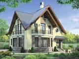Строительные работы,  Строительные работы, проекты Дома жилые малоэтажные, цена 2000 Грн., Фото