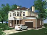 Строительные работы,  Строительные работы, проекты Дома жилые малоэтажные, цена 2000 Грн./m2, Фото