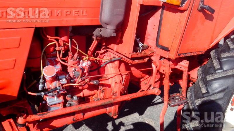 SS.ua: Привезений з Польщі, відмінний стан оригінальна ...: http://www.ss.ua/msg/ru/agriculture/agricultural-machinery/tractors/eljml.html