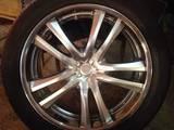 Toyota,  Диски 22'', цена 25000 Грн., Фото