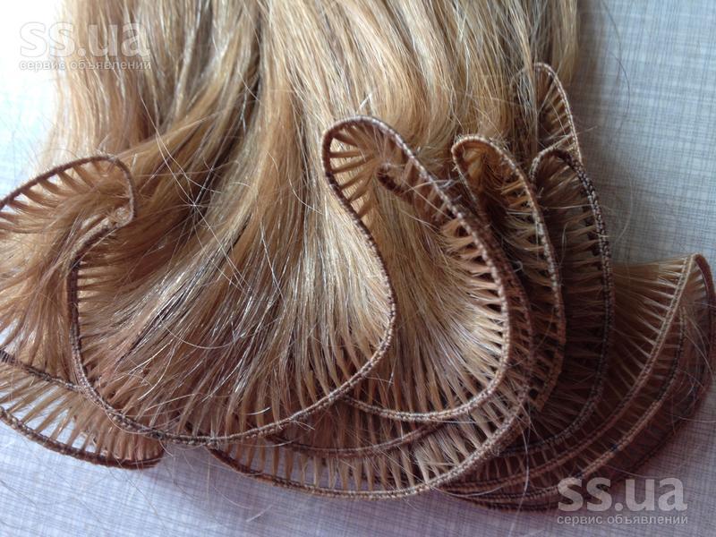 Плетение тресса из волос