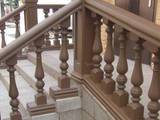 Стройматериалы Ступеньки, перила, лестницы, цена 130 Грн., Фото