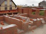 Строительные работы,  Строительные работы, проекты Кладка, фундаменты, цена 10 Грн., Фото