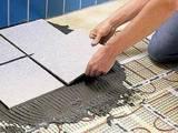 Будівельні роботи,  Оздоблювальні, внутрішні роботи Укладання плитки і кахлю, ціна 100 Грн./m2, Фото