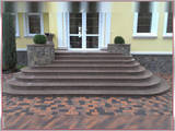 Стройматериалы Ступеньки, перила, лестницы, цена 1500 Грн., Фото