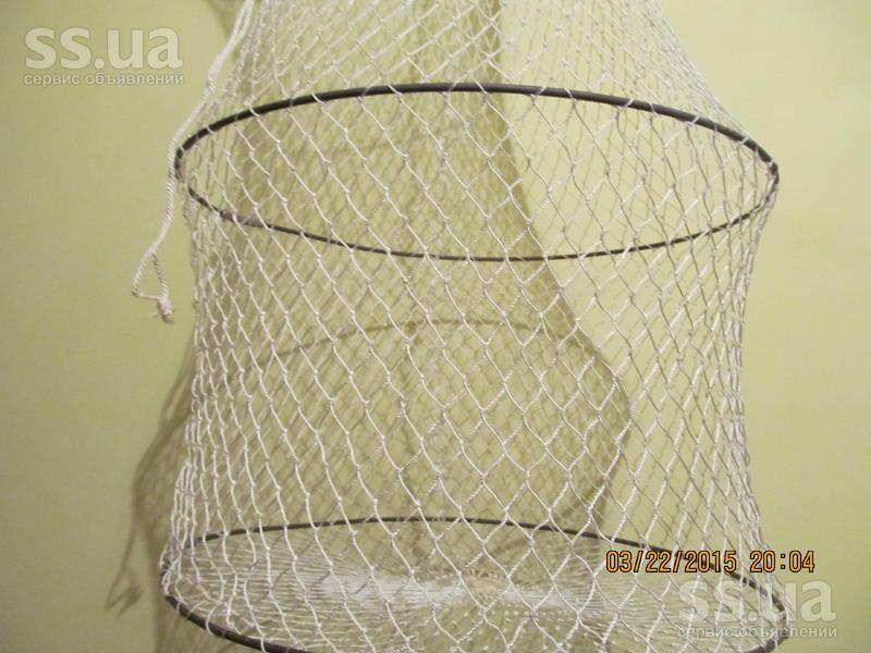 Вязание садка рыболовного 34