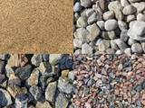 Будматеріали Пісок, гранит, щебінь, ціна 135 Грн., Фото