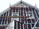 Строительные работы,  Строительные работы, проекты Фасадные работы, цена 1 Грн., Фото