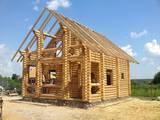 Строительные работы,  Строительные работы, проекты Срубы, цена 1400 Грн., Фото