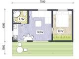 Строительные работы,  Строительные работы, проекты Дома жилые малоэтажные, цена 185625 Грн., Фото