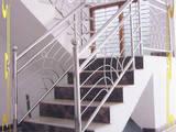 Строительные работы,  Окна, двери, лестницы, ограды Заборы, ограды, Фото