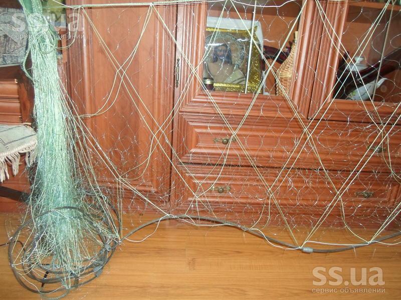 что такое рамовая сеть рыболовная