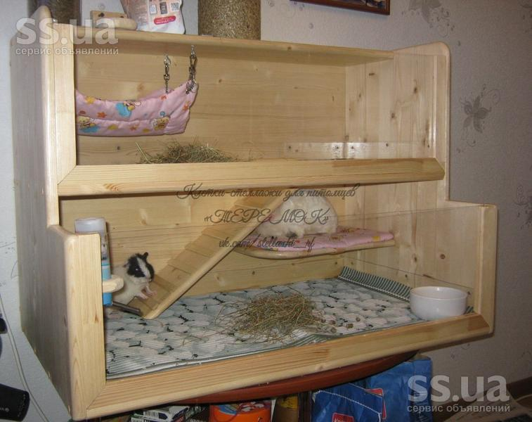 Сделать дом для морских свинок 84