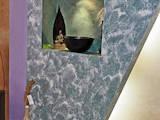 Будівельні роботи,  Оздоблювальні, внутрішні роботи Малярні роботи, Фото
