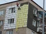 Строительные работы,  Строительные работы, проекты Фасадные работы, цена 330 Грн./m2, Фото