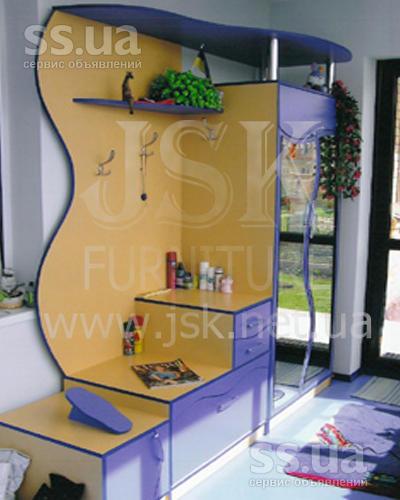 мебель для прихожей чертежи и фото