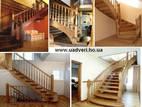 Стройматериалы Ступеньки, перила, лестницы, цена 5000 Грн., Фото