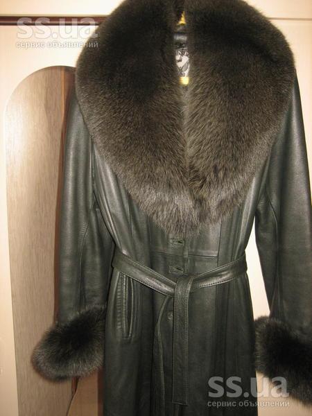 керимофф кожаное пальто.