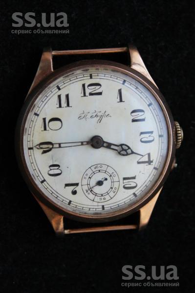 Подарочные дамские часы фирмы Павла Буре