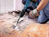 Будівельні роботи,  Будівельні роботи Демонтажні роботи, ціна 15 Грн., Фото
